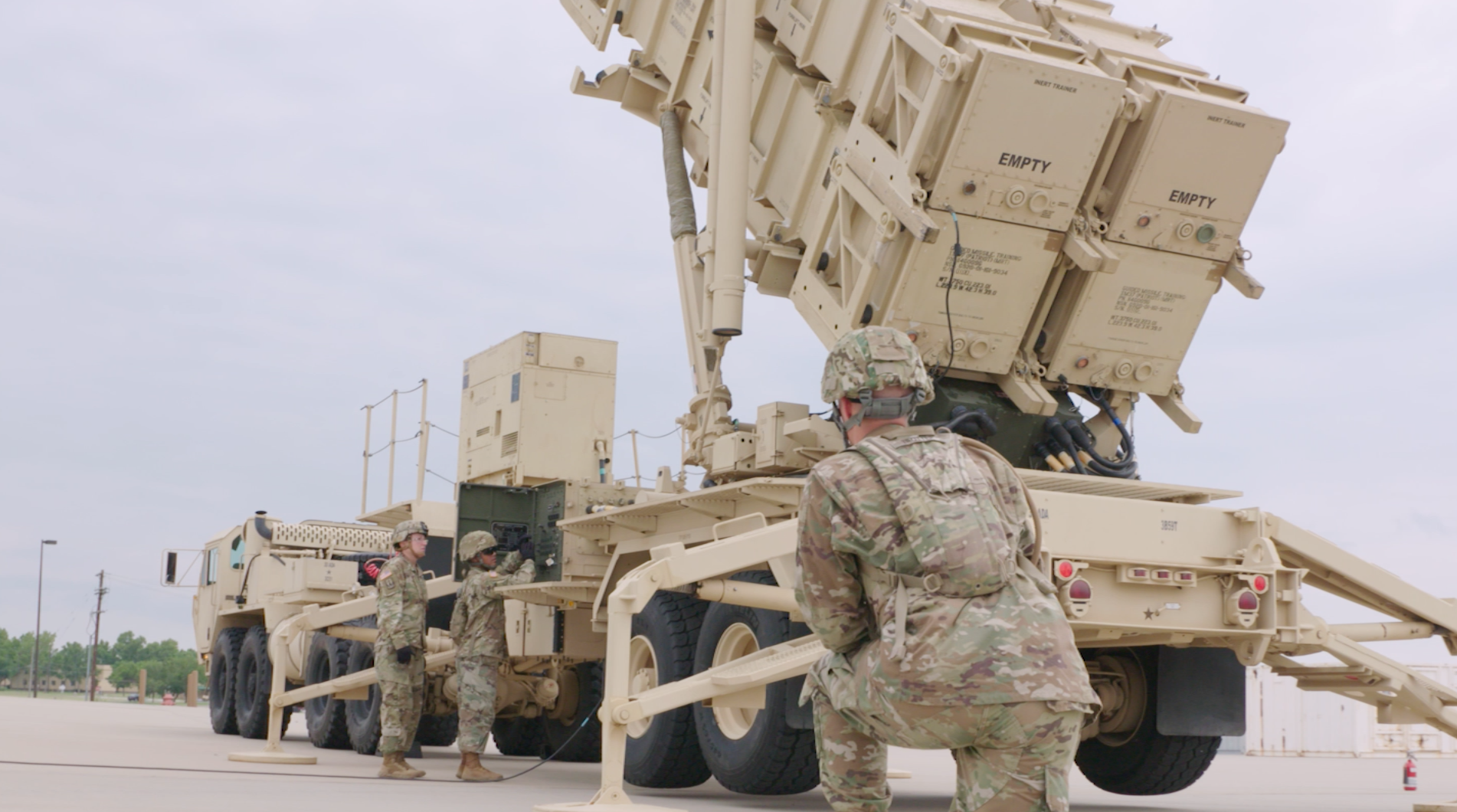 Patriot Launching Station Enhanced Operator/Maintainer (14T