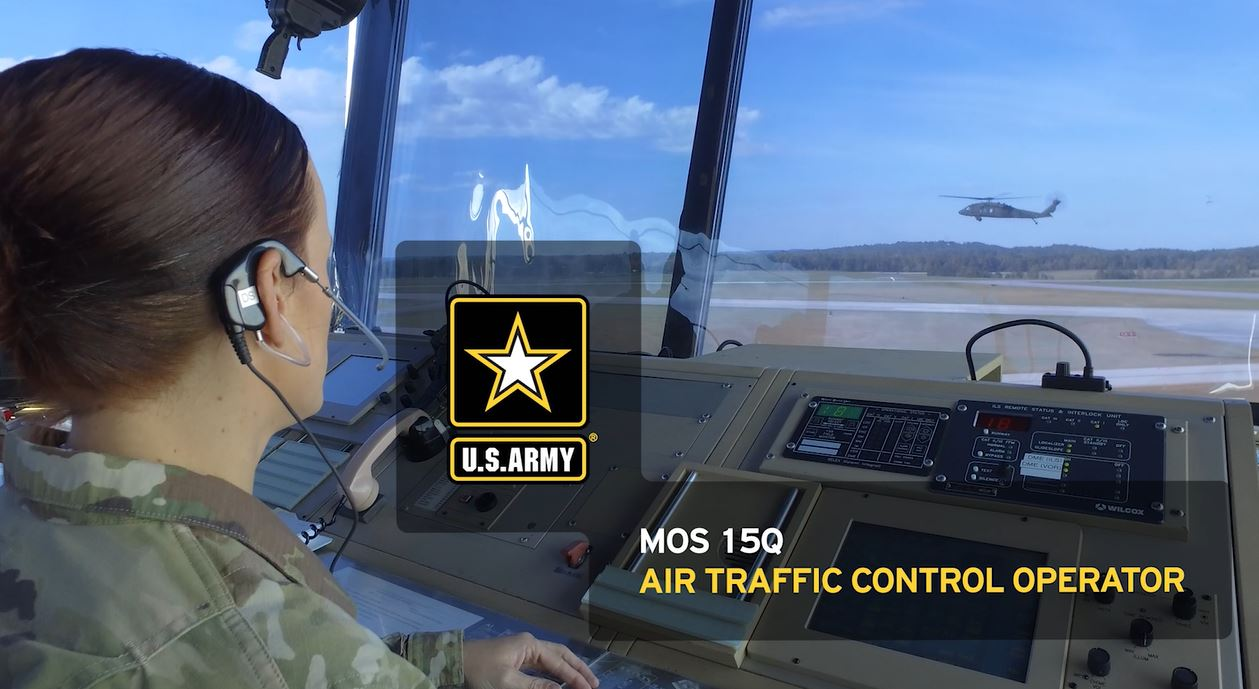Air Traffic Control (ATC) Operator (15Q) | GoArmy com