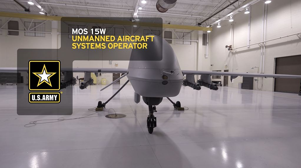 Unmanned Aircraft Systems (UAS) Operator (15W)   GoArmy com
