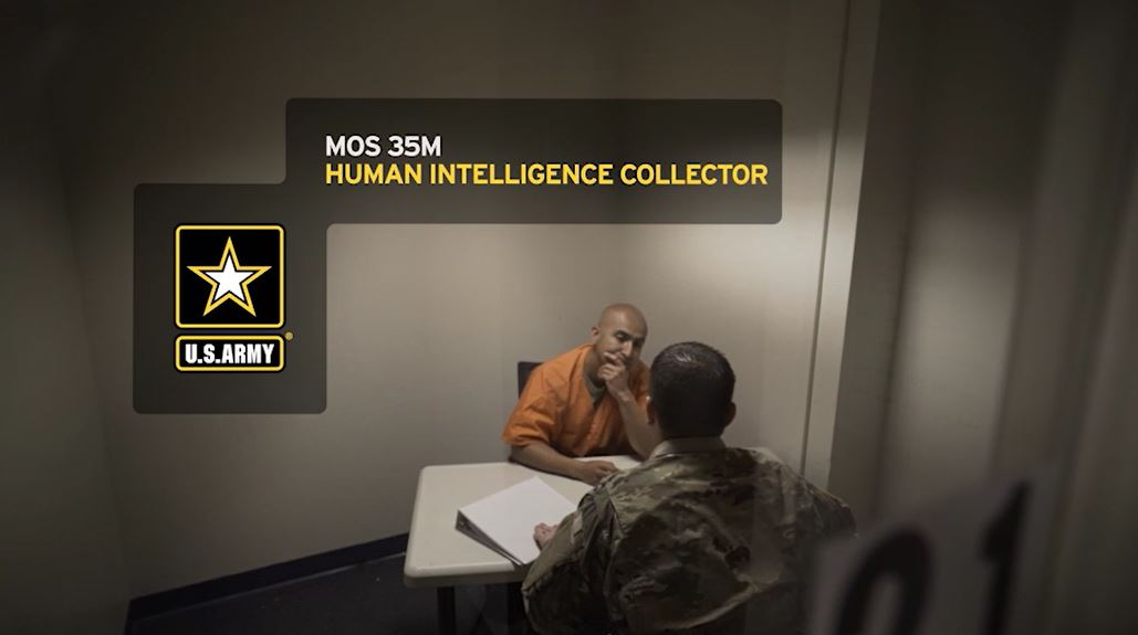 Human Intelligence Collector Jobs (35M) | GoArmy com
