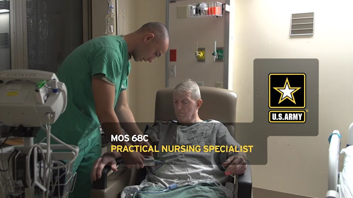 Practical Nursing Specialist (68C)   GoArmy com