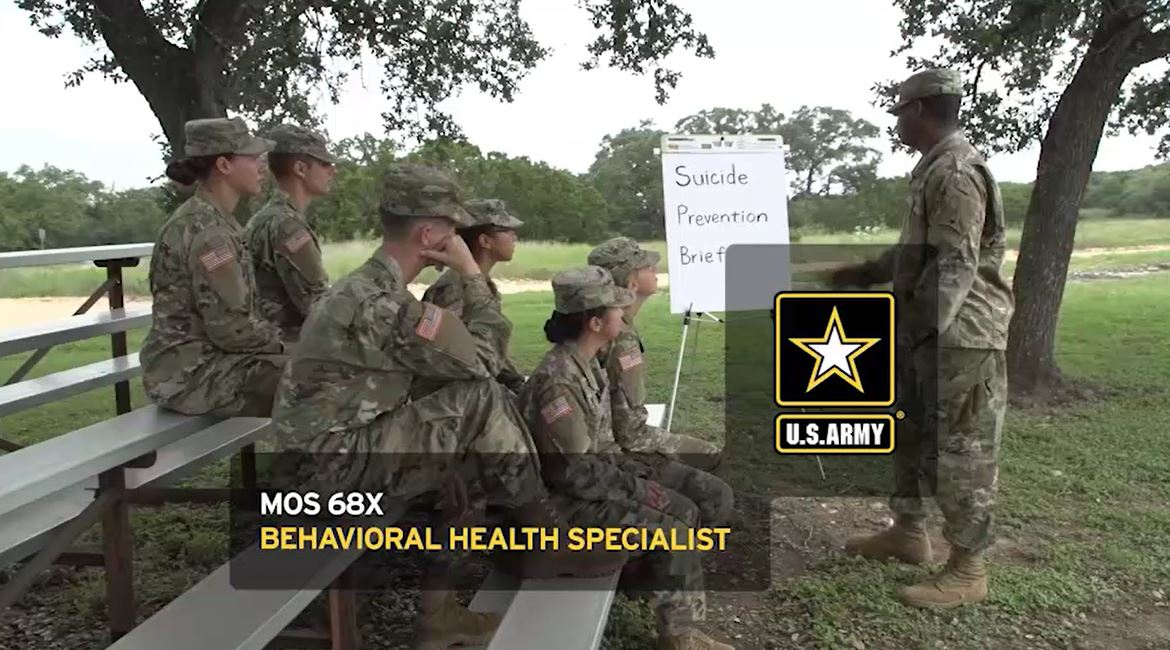 BEHAVIORAL HEALTH SPECIALIST (68X) | GoArmy com